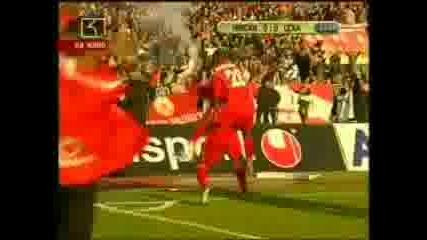 Левски - Цска 0 - 1 - Фелипе Машадо Гол