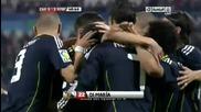 Real Zaragoza Vs Real Madrid 1 - 3 - All Goals .. Match Higlights