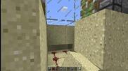 Piston wrata na Minecraft