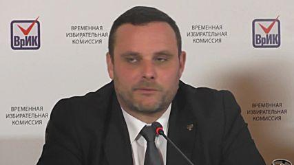 Ukraine: International observer praises 'transparent' east Ukrainian election preparations