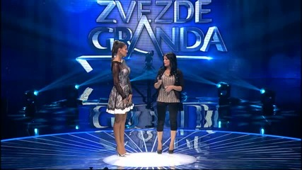 Marija Milovanovic - Pricaj mi pricaj (live) - ZG 2014 15 - 27.12.2014. EM 15.