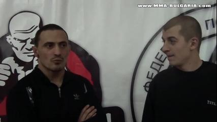 Интервю с Любомир Геджев