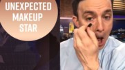 This news anchor is an accidental beauty star