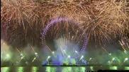Ето как Посрещат Лондончани 2011.г [ H D ]