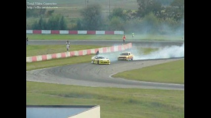 king of europe 2009, final round. serres racing track