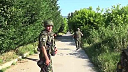 Вдигнаха армията, бежанци влизат в България от Гърция