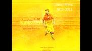 Lionel Messi 10 - Non Stop