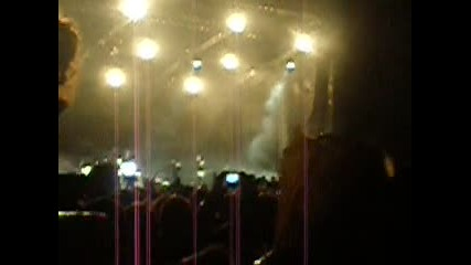 Scorpions - Happy Birthday Matias в София 25.10.2010.