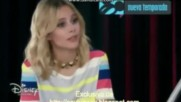 Soy Luna 2 - Амбър и Симон репетират - епизод 44 + Превод
