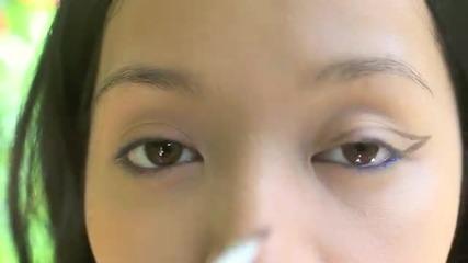 Simple eyeliner looks