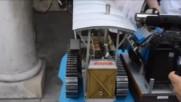 Това не са просто макети, а реално работещи двигатели…