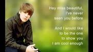 Justin Bieber - Latin Girl .. New Song :]