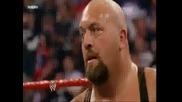 Tlc 2011 Big Show vs Mark Henry - World Heavyweight Championship