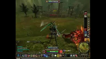 Requiem Online Assasin Lvl 63 Gameplay