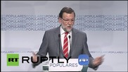 """Spain: Rajoy on lost votes """"denying them as pointless as denying we won the elections"""""""