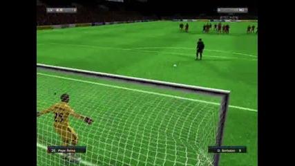 Ливърпул vs. Манчестър Юнайтед [дузпи] 3:0 {фифа 10}