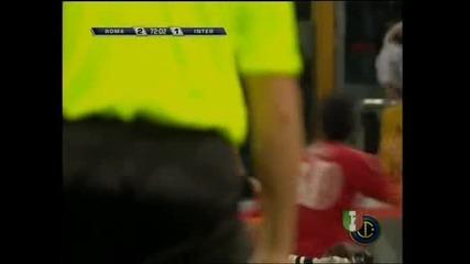 Highlights : Roma - Inter 2:1