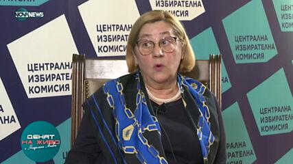Говорител на ЦИК: Карантинираните между 1 и 4 април няма да могат да гласуват