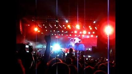 Scorpions - Каварна Send Me An Angel 02.07.2009 High - Quality