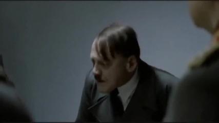 Хитлер разбира, че Божинов е в Левски