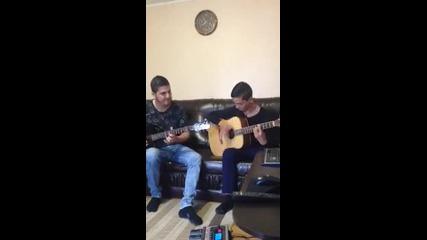 Специално за всички влюбени- Valentin Tsigularov i Kiro Drums