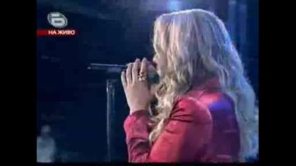 Music Idol 3 - Искам те - Ели Раданова прави страхотно изпълнение