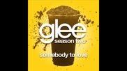 Glee Cast - Somebody To Love by Justin Bieber ( Цяла песен )