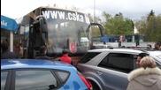 Жената на Меси скочи на голмайстора на ЦСКА