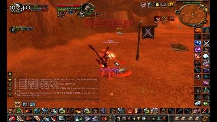 World of Warcraft Duel 1v1