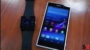 Ревю на Sony Smartwatch 2