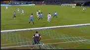 Катания - Милан 1-3 / 1-2 Boateng K. 56'