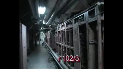Избухналия реактор в Чернобил Маршрут № 14 - 15