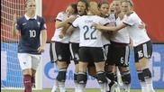 Germany Beats France On Penalty Kicks in Women's World Cup