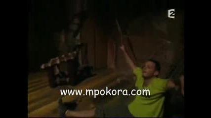 Matt Pokora В Fort Boyard 2006 Part 3