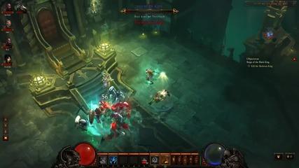 Diablo 3 Beta - Skeleton King - All classes