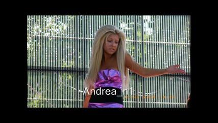 Ето ви Андреа без грим .. И пак е най - хубавата .. !