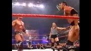 Скалата Срещу Трите Хикса - Ironman Match - Judgment Day 2000 [ High Quality - Част 1 ]