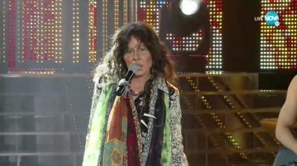 "Маги Джанаварова като Aerosmith - ""Cryin'"" | Като две капки вода"