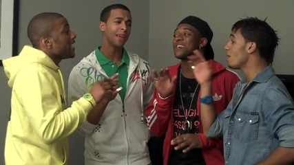 Jls - Beat Again - A Cappella [hq]