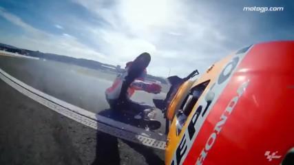 Motogp™ Екшън от Гран При на Валенсия 2016