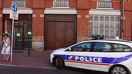 France: Officer stabbed at police station in Toulouse