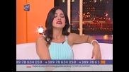 Tanja Savic - Imitira Kristinu Kovac (Utorkom u 8 TvDmSat 2014)