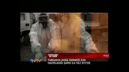 Tarkan - Uyan [ Таркан - Събуди Се ] + превод