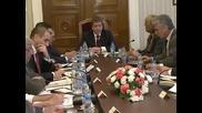 Първанов призова за цялостна стратегия срещу контрабандата на цигари