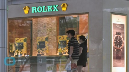 'Daddies' Boys With Rolexes' Comment Angers Rolex