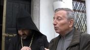 Aрменците в Пловдив почетоха жертвите от Нагорни Карабах