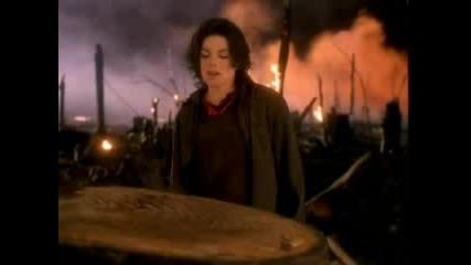 Michel Jackson - Earth Song