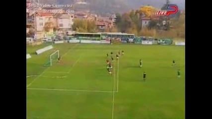 Най - Добрите Голове От България 2008 / Българската Лига ;)