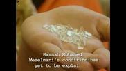 най - скъпото момиче в света - излизат кристали от очите