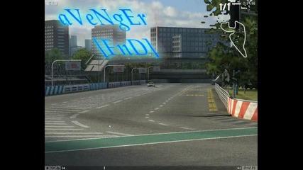 Live for speed drift with subaru impreza